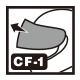 CF-1 クイックチェンジシールドシステム