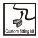 custom fiting kit