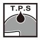 T.P.S.(高性能サーモプラスチック帽体)