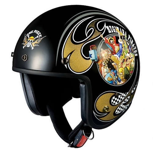 【OGK KABUTO】BOB-K 安全帽 航海王系列(草帽海賊團) - 「Webike-摩托百貨」