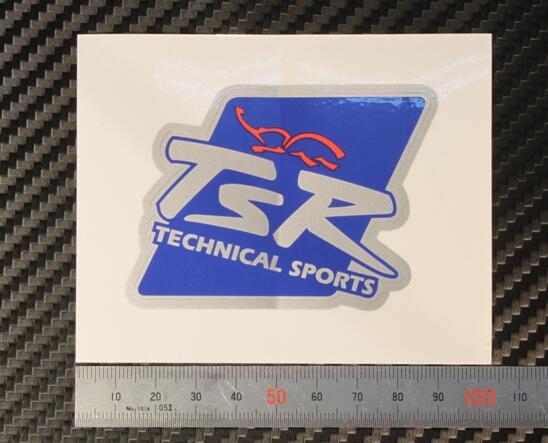【TSR】TSR鑽石貼紙 - 「Webike-摩托百貨」