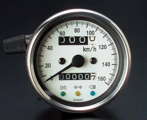 【DUGOUT】迷你型速度錶 - 「Webike-摩托百貨」
