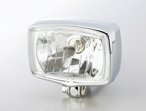 【DUGOUT】方型頭燈本體 - 「Webike-摩托百貨」