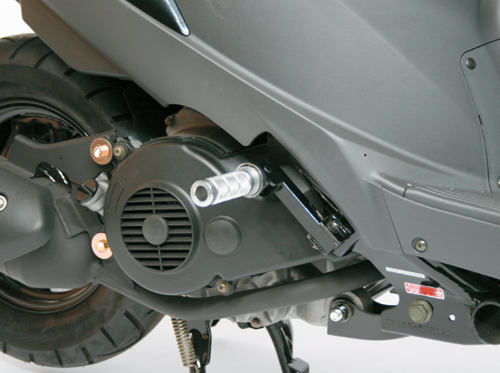 【DUGOUT】後座腳踏位移支架 - 「Webike-摩托百貨」