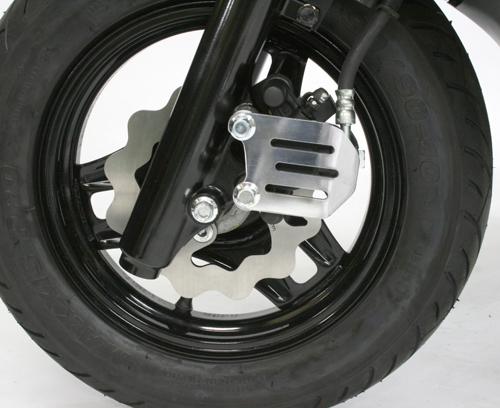 【DUGOUT】鋁合金煞車卡鉗護蓋 - 「Webike-摩托百貨」