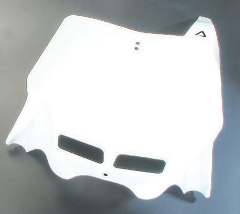 【ACERBIS】Ventilated 牌照架 - 「Webike-摩托百貨」