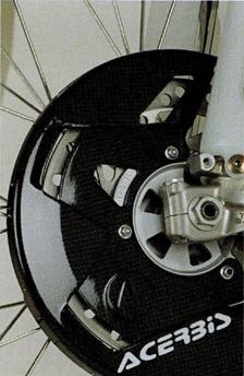 【ACERBIS】Spider Evolution 前煞車碟盤護蓋 - 「Webike-摩托百貨」