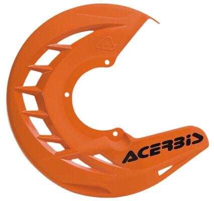 【ACERBIS】X-BRAKE 前煞車碟盤護蓋 - 「Webike-摩托百貨」