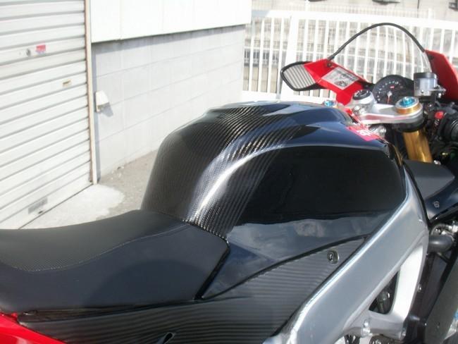 【A-TECH】油箱貼片 型式R - 「Webike-摩托百貨」