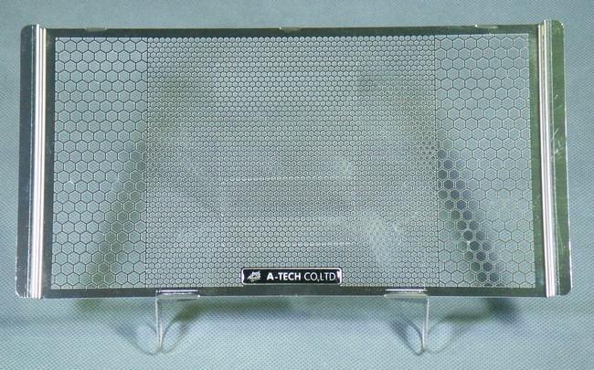 【A-TECH】散熱器(水箱)核心保護蓋 型式R - 「Webike-摩托百貨」