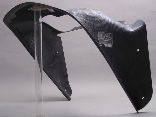 【A-TECH】專用散熱器(水箱)側板 - 「Webike-摩托百貨」