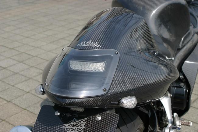 【A-TECH】特殊型 單座整流罩(一體式) - 「Webike-摩托百貨」