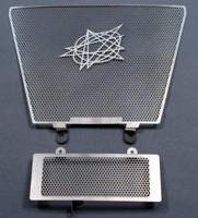 【A-TECH】散熱器(水箱)核心保護蓋 - 「Webike-摩托百貨」