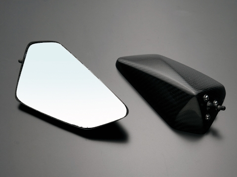 【A-TECH】全方向可調式碳纖維後視鏡組 Type 4 - 「Webike-摩托百貨」