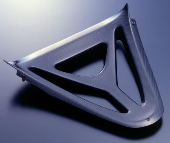 【A-TECH】Lower 前 面板 - 「Webike-摩托百貨」