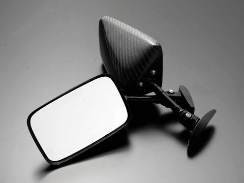 【A-TECH】全方向可調式碳纖維後視鏡 整流罩款式用 Type2 - 「Webike-摩托百貨」