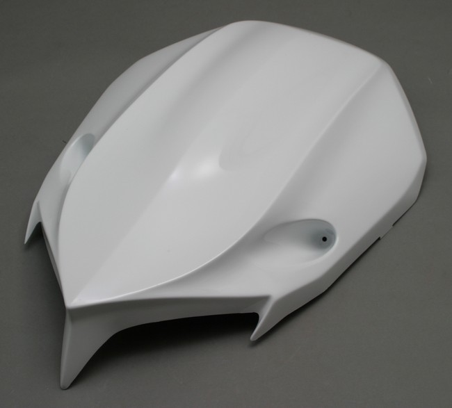 【A-TECH】雷神型式風鏡飾板 - 「Webike-摩托百貨」