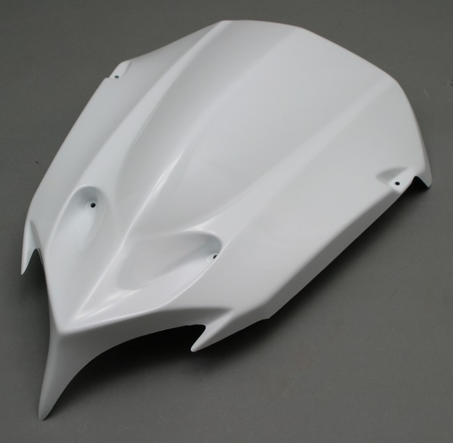 【A-TECH】武蔵型式風鏡飾板 - 「Webike-摩托百貨」