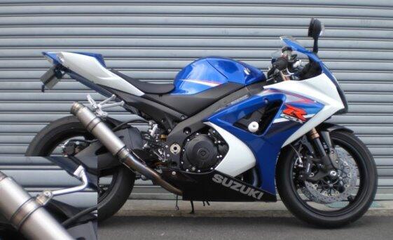 【ASAHINA RACING】EXTEC GP formula單管排氣管尾段 - 「Webike-摩托百貨」
