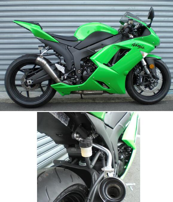 【ASAHINA RACING】EXTEC GP 擴音型排氣管尾段 - 「Webike-摩托百貨」