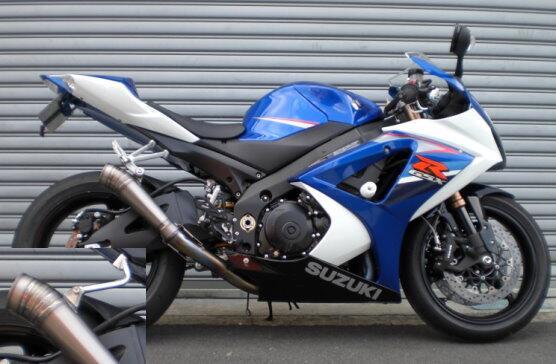 【ASAHINA RACING】EXTEC GP擴音型單管排氣管尾段 - 「Webike-摩托百貨」