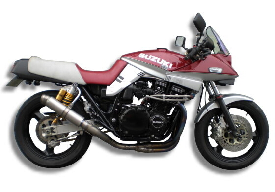 【ASAHINA RACING】GP formula 全鈦合金EX短版全段排氣管 - 「Webike-摩托百貨」