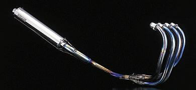 【ASAHINA RACING】EXTEC Titanium formula TYPE 79S - 「Webike-摩托百貨」