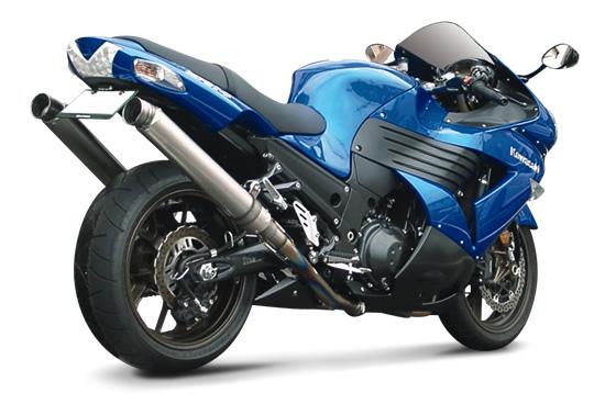 【ASAHINA RACING】EXTEC GP formula雙管排氣管尾段 - 「Webike-摩托百貨」