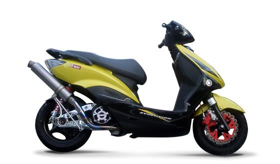 【ASAHINA RACING】EXTEC Titanium formula 全段排氣管 - 「Webike-摩托百貨」