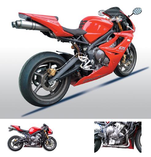 【ASAHINA RACING】EXTEC 全鈦合金雙管全段排氣管 - 「Webike-摩托百貨」