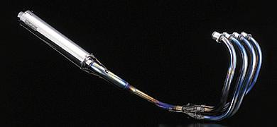 【ASAHINA RACING】EXTEC Titanium formula TYPE 79S全段排氣管 - 「Webike-摩托百貨」