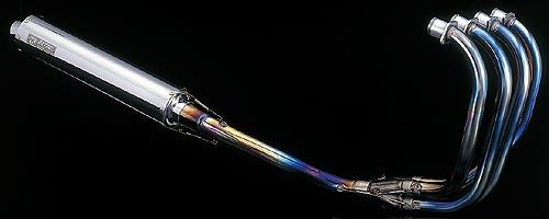 【ASAHINA RACING】EXTEC Titanium formula TYPE SS全段排氣管 - 「Webike-摩托百貨」