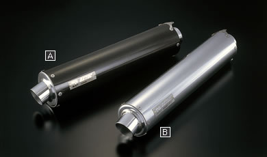 【ASAHINA RACING】Function 鋁合金排氣管尾段 - 「Webike-摩托百貨」