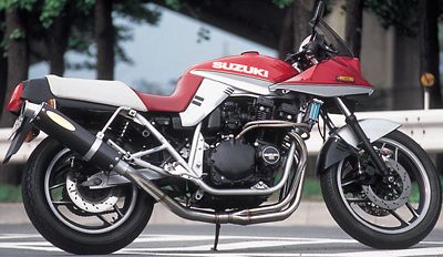 【ASAHINA RACING】EXTEC 灣岸Z全段排氣管 - 「Webike-摩托百貨」