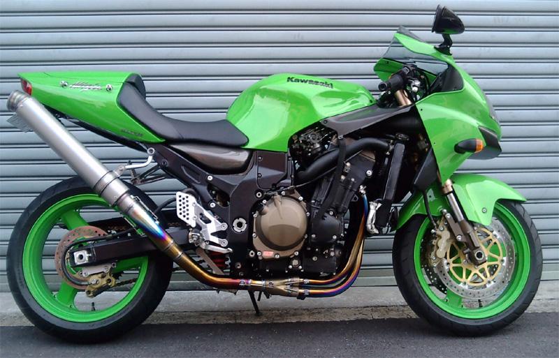 【ASAHINA RACING】EXTEC Titanium formula 全段排氣管 (搭配GP formula排氣管尾段) - 「Webike-摩托百貨」