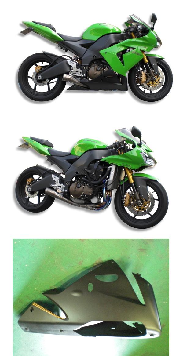 【ASAHINA RACING】EXTEC 擴音型鈦合金短版全段排氣管 - 「Webike-摩托百貨」