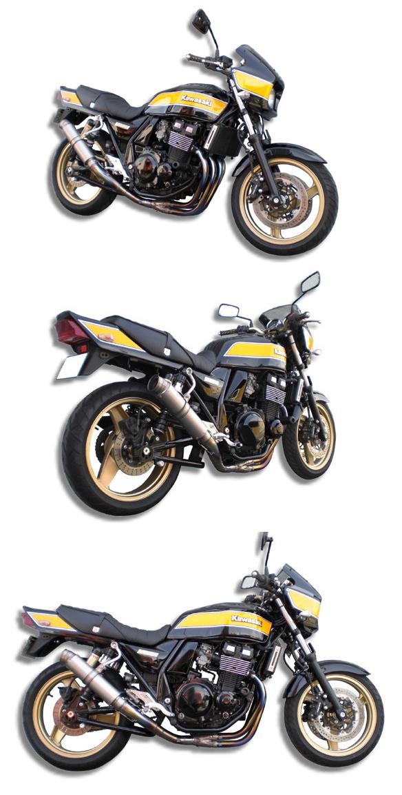 【ASAHINA RACING】GP formula 全鈦合全段排氣管 上揚型 - 「Webike-摩托百貨」