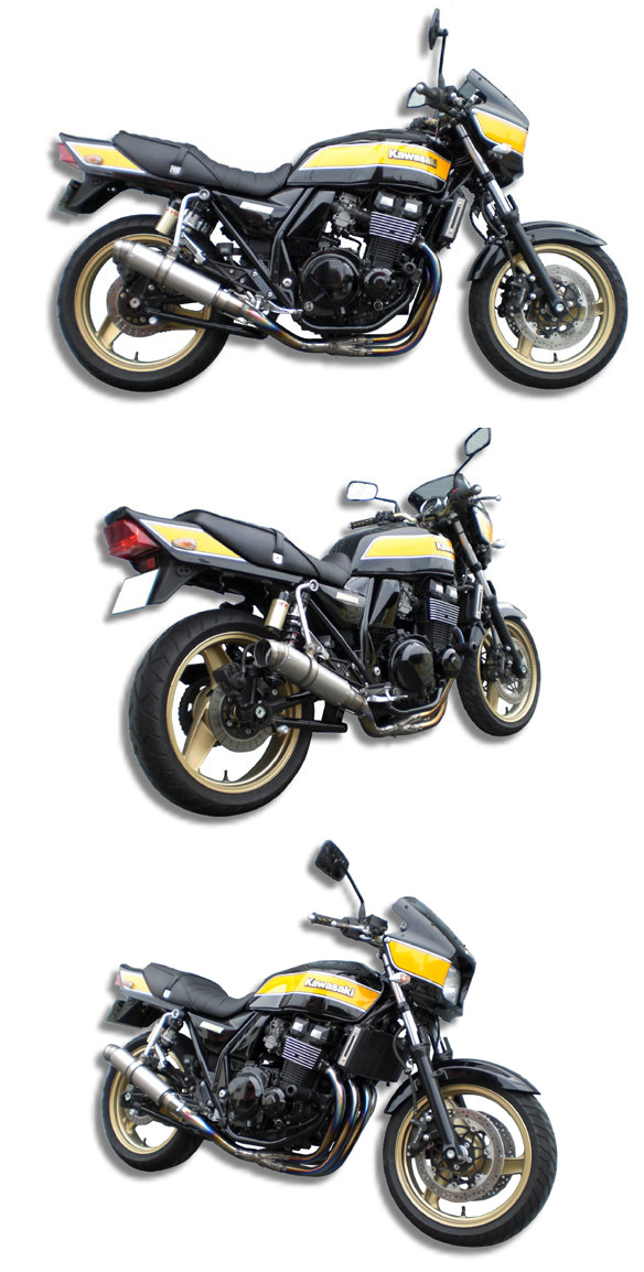 【ASAHINA RACING】GP formula 全鈦合全段排氣管 - 「Webike-摩托百貨」