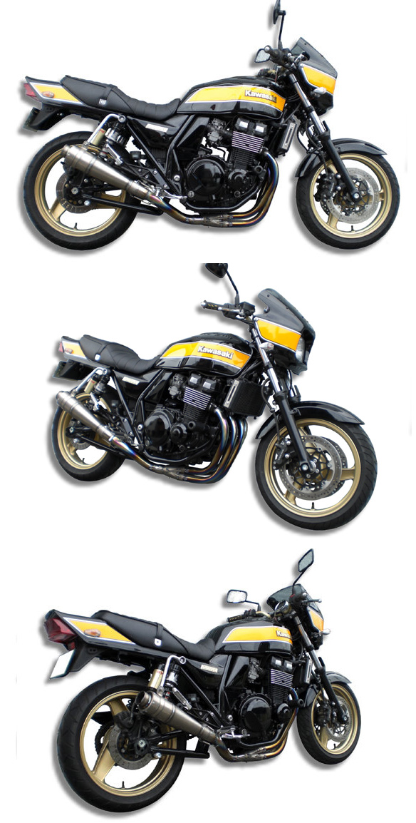 【ASAHINA RACING】錐型尾段 全鈦合全段排氣管 - 「Webike-摩托百貨」