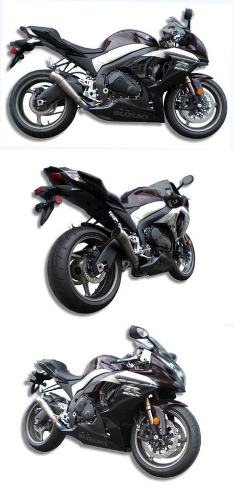 【ASAHINA RACING】GP擴音型單管排氣管尾段 - 「Webike-摩托百貨」