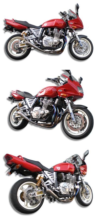 【ASAHINA RACING】GP擴音型鈦合金短版全段排氣管 - 「Webike-摩托百貨」