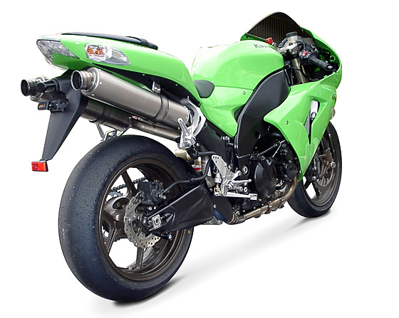 【ASAHINA RACING】EXTEC Bolt-on排氣管尾段 - 「Webike-摩托百貨」