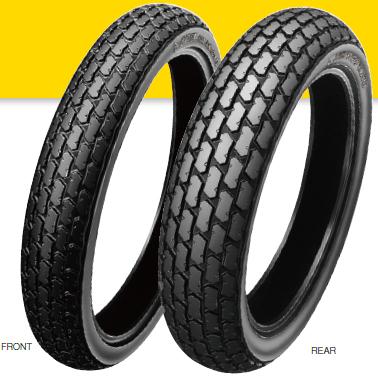 【DUNLOP】K180 【130/90-10 61J TL】 輪胎 - 「Webike-摩托百貨」