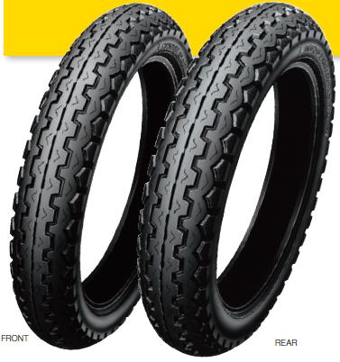 【DUNLOP】TT100GP 【3.00-18 47S WT】輪胎 - 「Webike-摩托百貨」