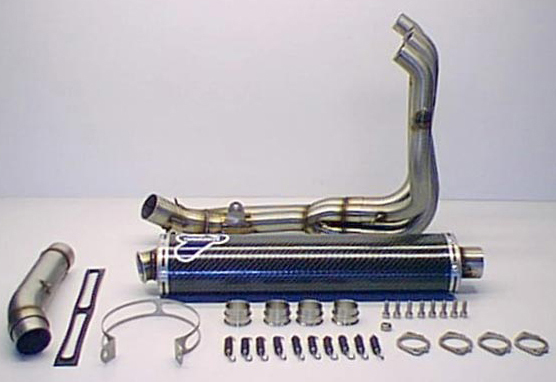 【TERMIGNONI】4x2x1 SBK 全段排氣管 - 「Webike-摩托百貨」