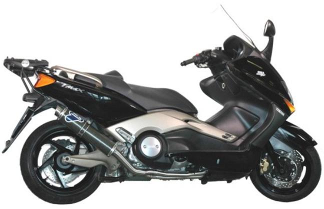 【TERMIGNONI】2x1 STR 全段排氣管套件 - 「Webike-摩托百貨」