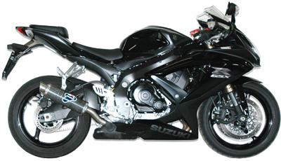 【TERMIGNONI】GP Style單消音器排氣管尾段 - 「Webike-摩托百貨」