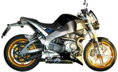 【TERMIGNONI】2x1 Racing 排氣管前段 - 「Webike-摩托百貨」