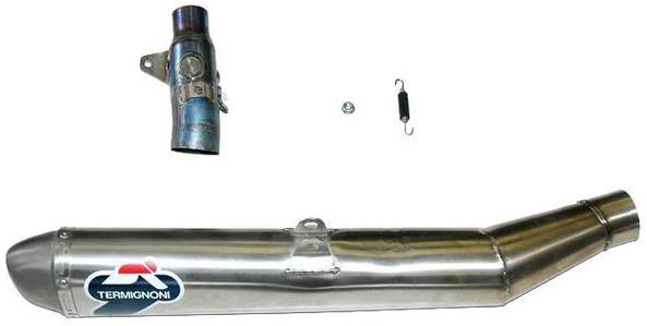 【TERMIGNONI】圓錐形消音器排氣管尾段 - 「Webike-摩托百貨」