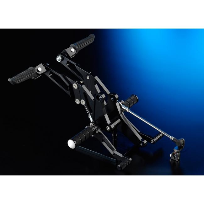 【NITRO RACING】後座腳踏支架套件 (Z1000J /R、Z1100R/GP、ZEPHYR750用) - 「Webike-摩托百貨」